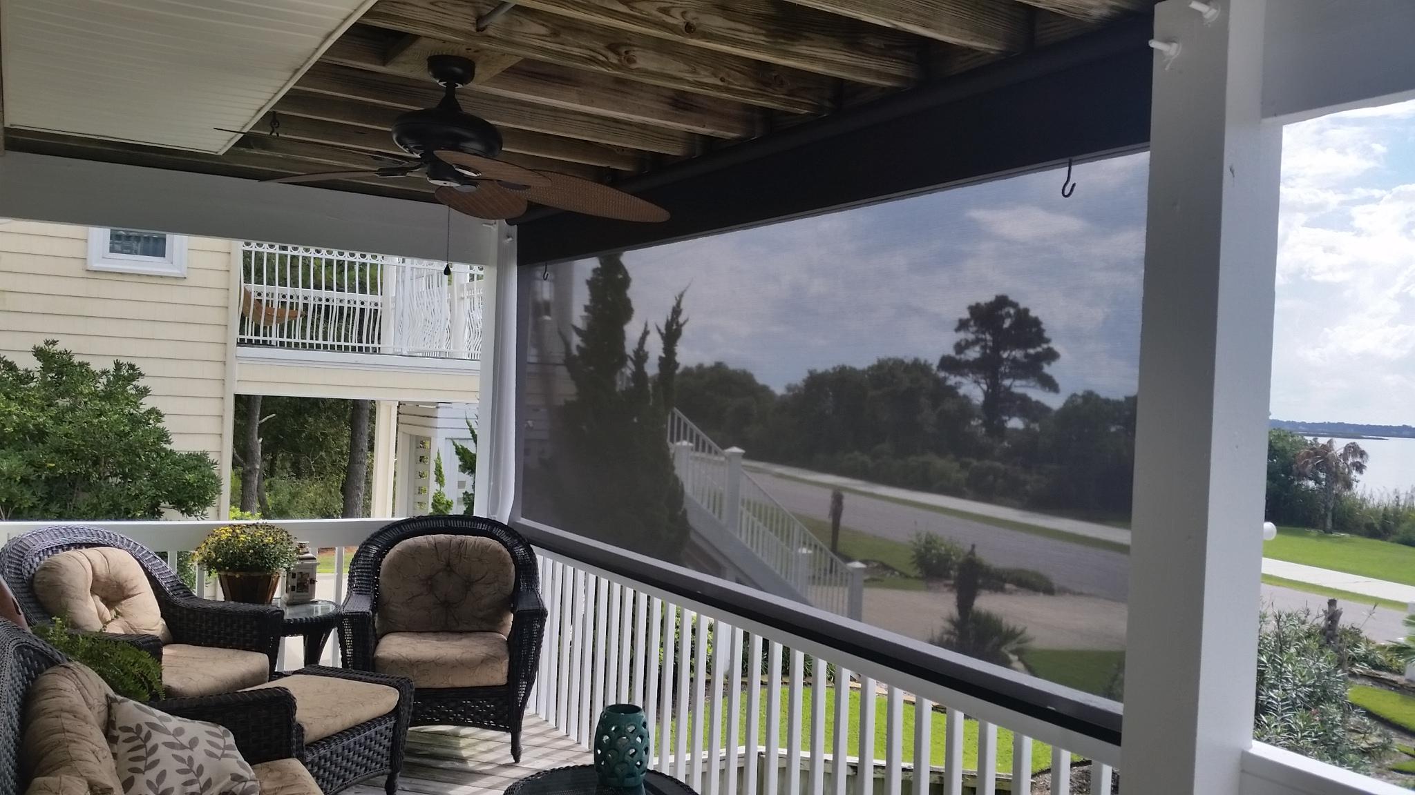 Exterior Porch Shade Part 88