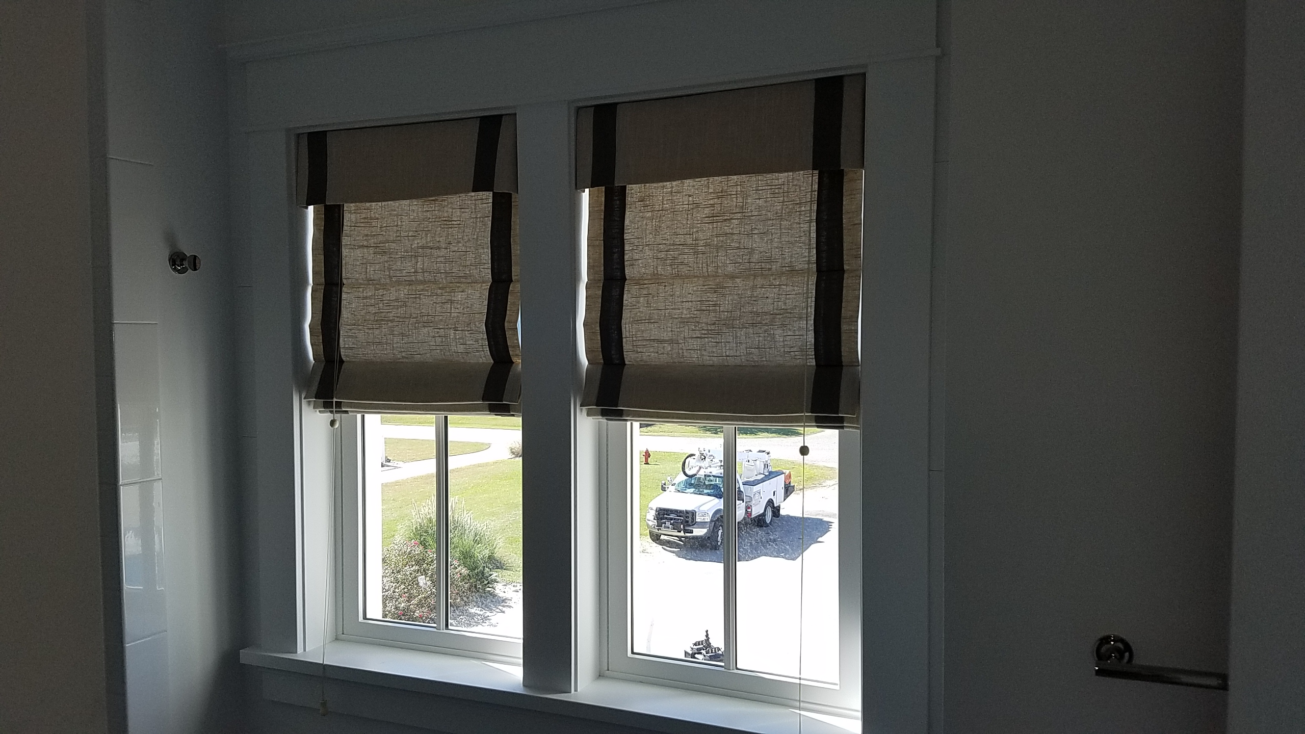treatments solar blinds shades window in fabric pegasus designer hunter carousel douglas ocracoke horizon roller